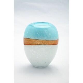 Horizon Art Glass Vase