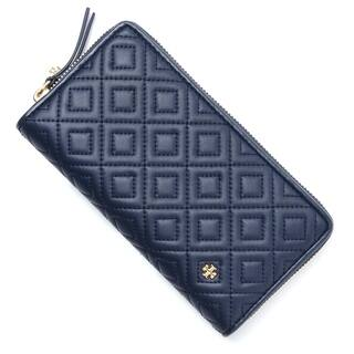 690b2c1173c4 Tory Burch Fleming Zip Continental Leather Wallet