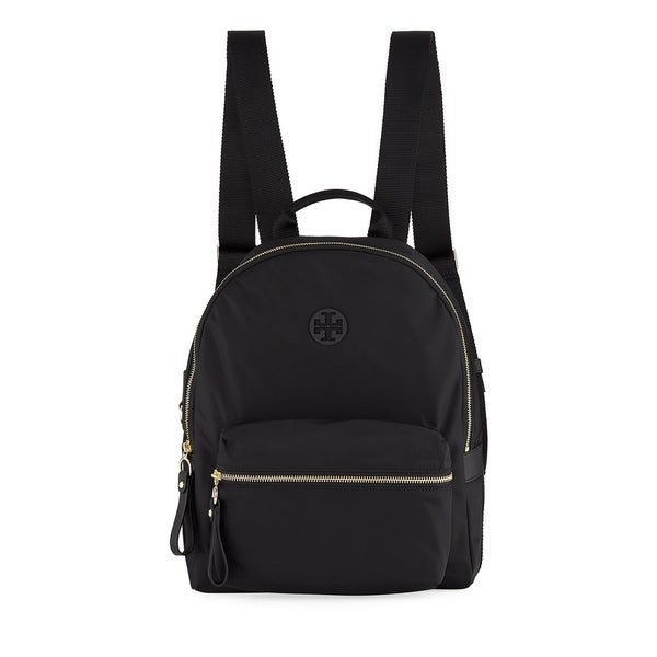 Tory Burch Tilda Nylon Backpack Black