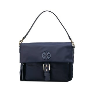 Tory Burch Tilda Nylon Crossbody Bag Navy