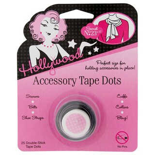Hollywood Fashion Secrets Accessory Dots (Pack of 25)