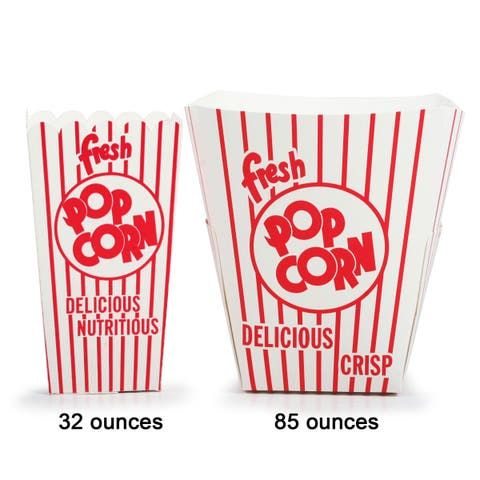 Great Northern Popcorn Movie Theater Popcorn Buckets Open Top