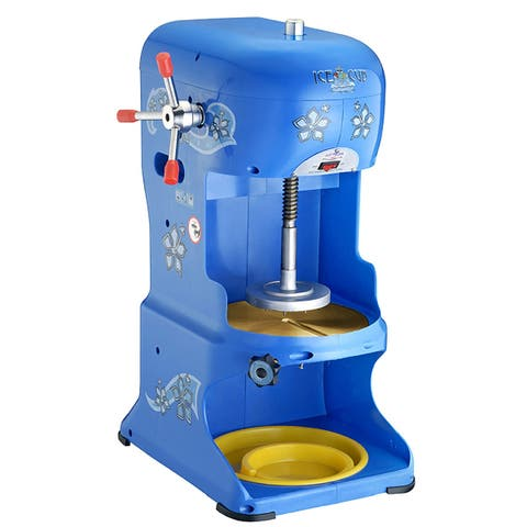 Great Northern Shaved Ice Machine Great for Slushies and Flavored Ice Shaver Snow Cone Maker