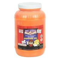 Great Northern Popcorn Premium Yellow Coconut Popcorn Popping Oil, Gallon