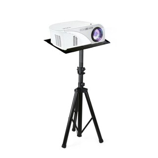 Pyle PLPTS7 Pro DJ Laptop Stand, Projector Stand, Adjustable Laptop Stand, Laptop Stand, Multifunction Stand