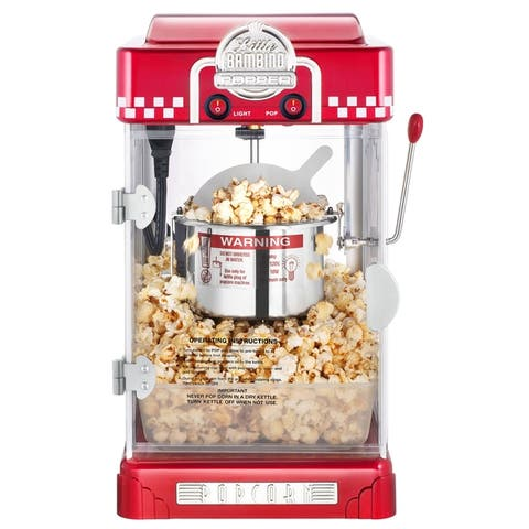 Great Northern Little Bambino Retro Machine Popcorn 2.5oz - 2.5 oz