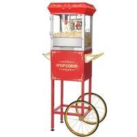 Great Northern Popcorn Foundation Popcorn Machine Cart, 6oz - 6 oz