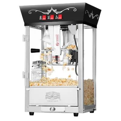 Great Northern Popcorn Antique Style Popcorn Machine, 8oz - 8 oz - 8 oz