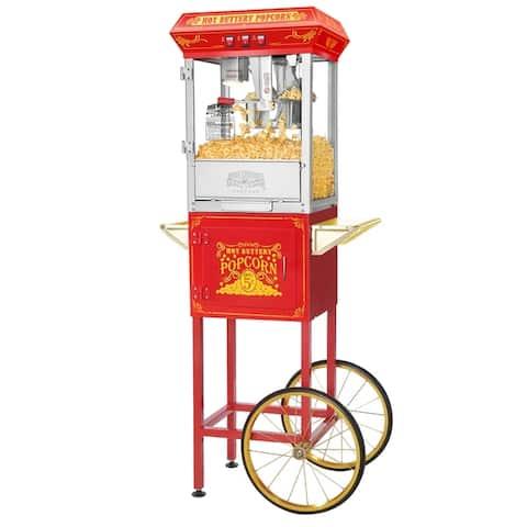 Great Northern Popcorn Good Time Popcorn Machine, 8oz
