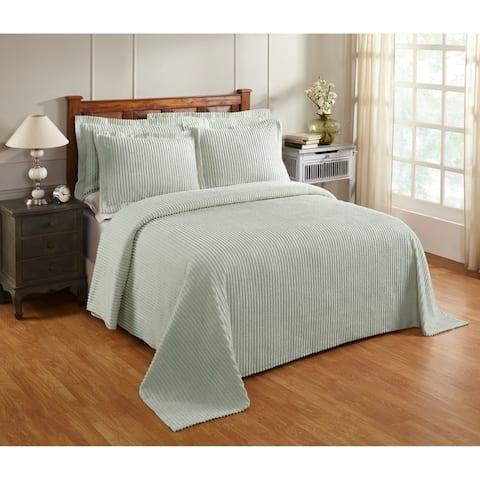 Better Trends Julian 100 Percent Cotton Tufted Chenille Bedspreads