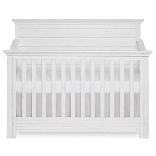 Evolur Waverly 5 in 1 Full Panel Convertible Crib