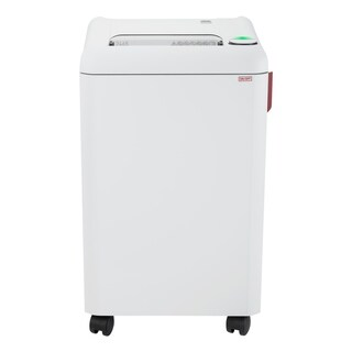 ideal. 2465 Continuous Operation Strip-Cut Deskside Office Shredder, 19-21 Sheets, 9-Gallon Bin, P-2 Security Level