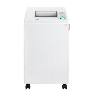 ideal. 2604 Continuous Operation Strip-Cut Centralized Office Shredder, 27-30 Sheets, 26-Gallon Bin, P-2 Security Level