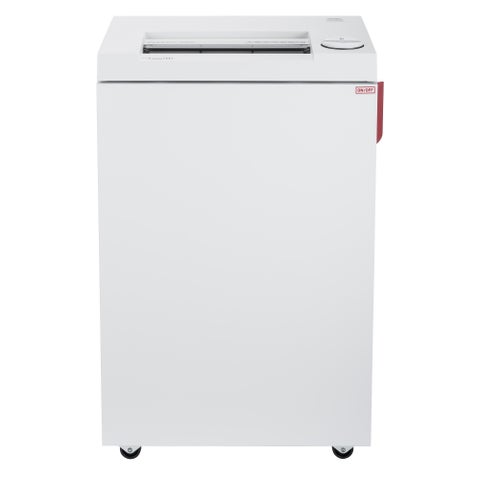 ideal. 2465 Continuous Operation Cross-Cut Deskside Shredder, 9-11 Sheets, 9-Gallon Bin, P-5 Security Level