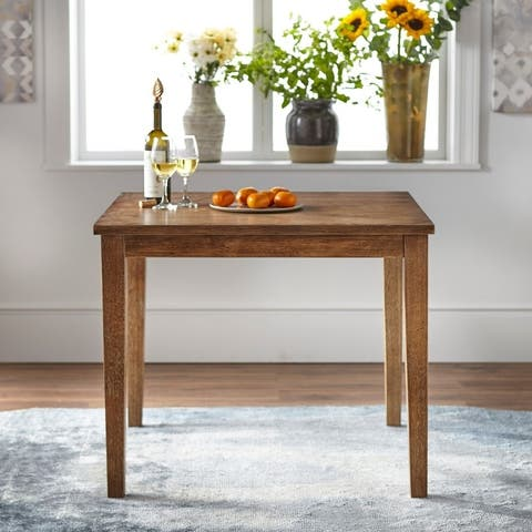 Simple Living Carmen Dining Table - Brown