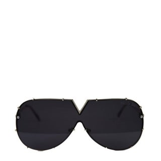 Nicole Lee Julliette Oversized Sunglasses