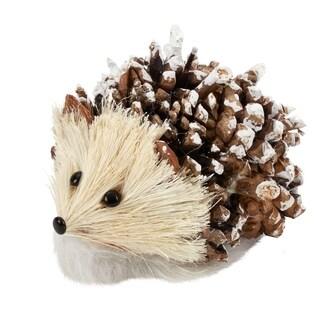 Hedgehog Shaped Small Figurines (Set of 4)