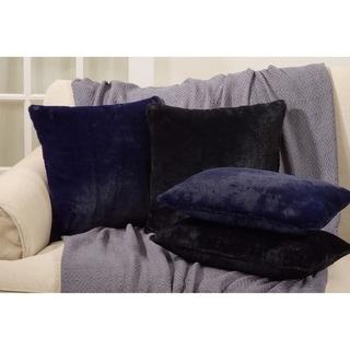 Ultra Plush Faux Fur Down Filled Throw Pillow