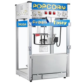 Great Northern Pop Heaven Commercial Quality Popcorn Machine, 12oz - 12 oz