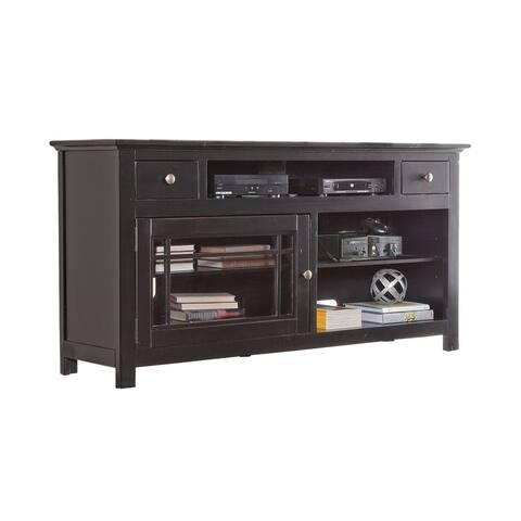 Progressive Emerson Hills Pine Wood TV Console