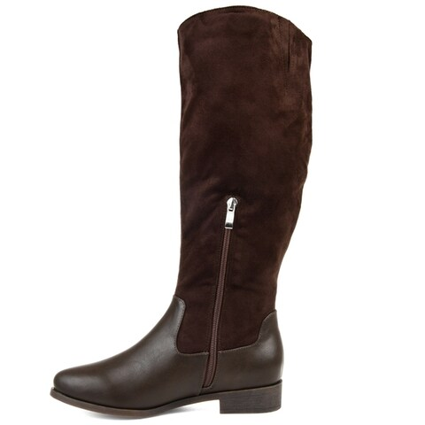 Journee Collection Women's Comfort Frenchy Boot
