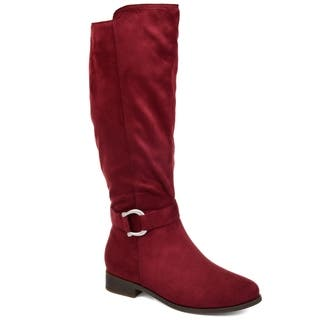 e980f4b5dfcd Buy Red Women s Boots Online at Overstock