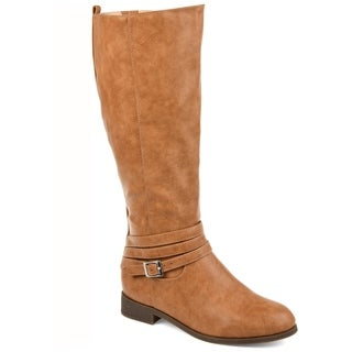 Link to Journee Collection Women's Ivie Boot Similar Items in Women's Shoes