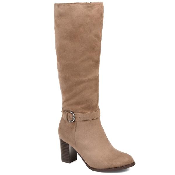 Beige Boots Online at Overstock