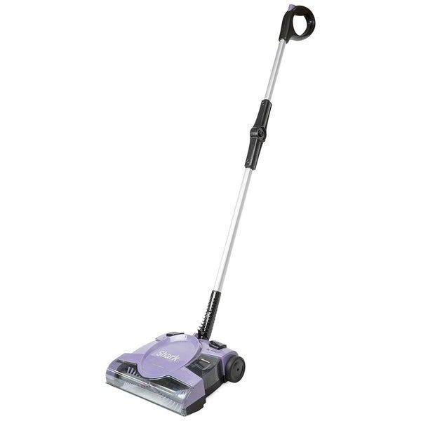 Shop Refurbished Shark Rechargeable Floor and Carpet Sweeper-V2945Z - Free Shipping Today - Overstock - 23463543