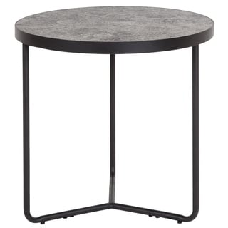 """Providence Collection 19.5"""" Round End Table - 19.25""""W x 19.25""""D x 19.5""""H"""