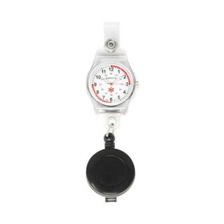 Dakota 3-in-1 Retractable Nurse Watch with ID Badge Holder