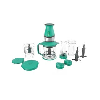 Refurbished Nutri Ninja700 Watts 2-in-1 Blender and Processor-QB3000 - N/A