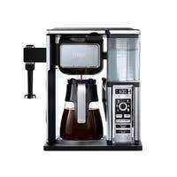 Refurbished Ninja Coffee Bar Glass Carafe System W/ Frother-CF090