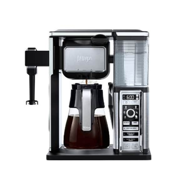 Shop Refurbished Ninja Coffee Bar Glass Carafe System W Frother