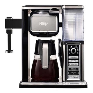 Refurbished Ninja Coffee Bar Glass Carafe System W/ Frother-CF090A