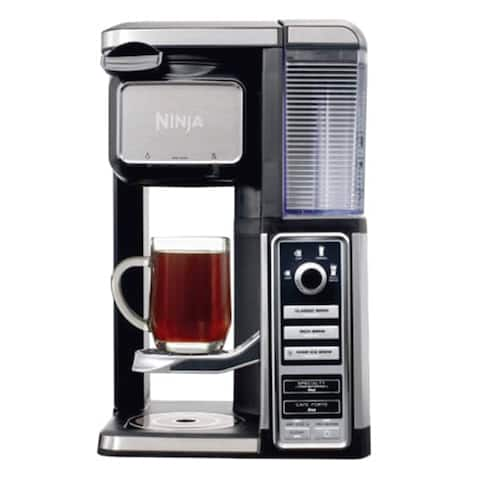 Refurbished Ninja Coffee Bar System W/ Frother-CF112