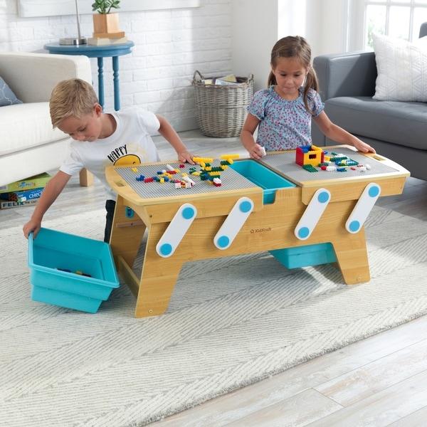 Kidkraft Building Bricks Play N Table