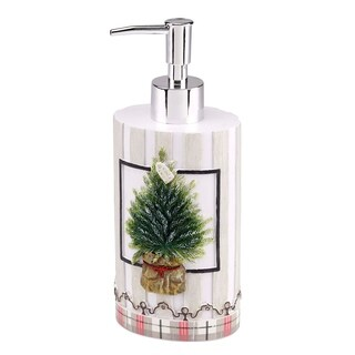 Farmhouse Holiday Lotion Pump