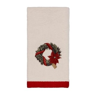 Farmhouse Holiday Fingertip Towel