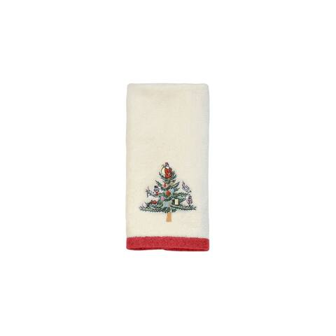 Spode Tree Red Fingertip