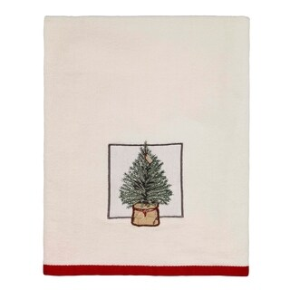 Farmhouse Holiday Bath Towel