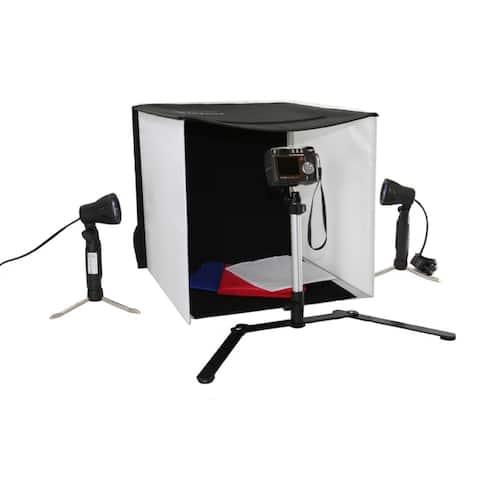 Square Perfect 16 Inch Studio In a Box Light Tent Cube