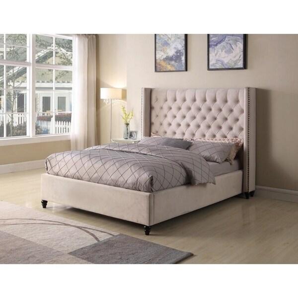 Best Store For Furniture: Shop Best Master Furniture High Profile Upholstered Tufted