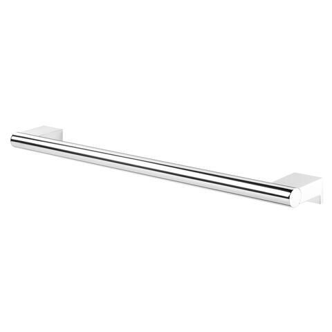 Tiger Towel Rail Bold Chrome Metal