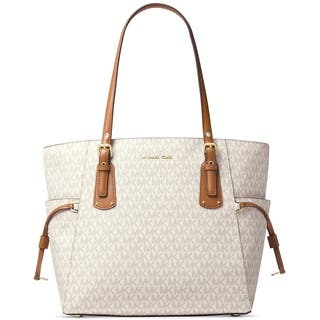 7375bcccc84 Buy PVC Tote Bags Online at Overstock.com   Our Best Shop By Style Deals