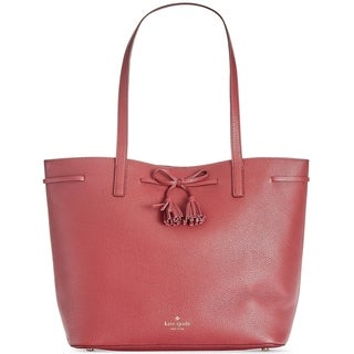 Kate Spade Hayes Street Sienna Leather Nandy Tote