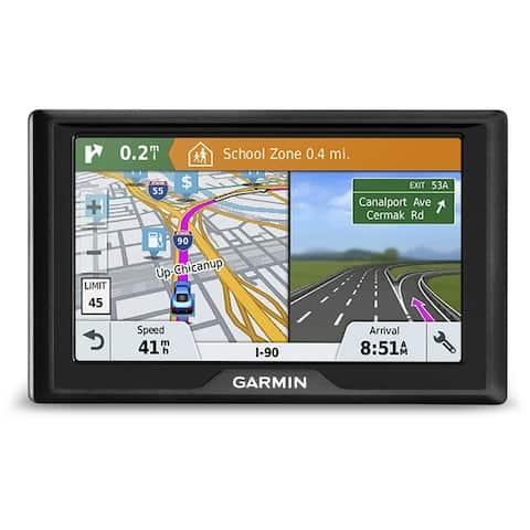 Garmin Drive 61 LM Automobile Portable GPS Navigator - Portable