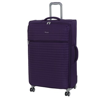 it luggage Quilte 27.4-inch Lightweight Expandable Spinner Suitcase