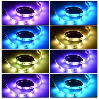 TV Backlight USB LED Strip Lights