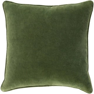 Decorative Vesey Green 18-inch Throw Pillow Cover